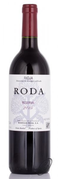 Roda Reserva Rioja D.O.Ca. 2015 14,5% vol 0,75l
