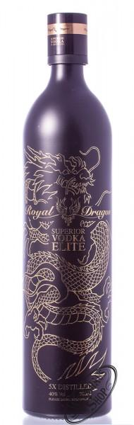 Royal Dragon Vodka Elite 40% vol. 0,70l