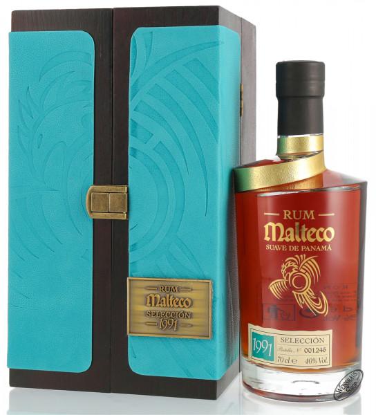 Malteco Vintage 1991 Rum 40% vol. 0,70l