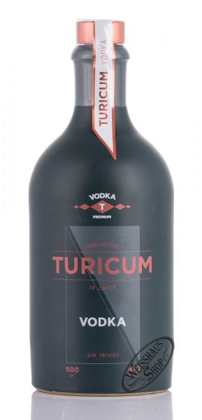 Turicum Premium Vodka 41,5% vol. 0,50l