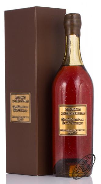 Pierre de Segonzac Ancestrale 70 YO Cognac 40% vol. 0,70l