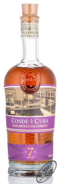 Conde de Cuba 7 Anos Rum 38% vol. 0,70l