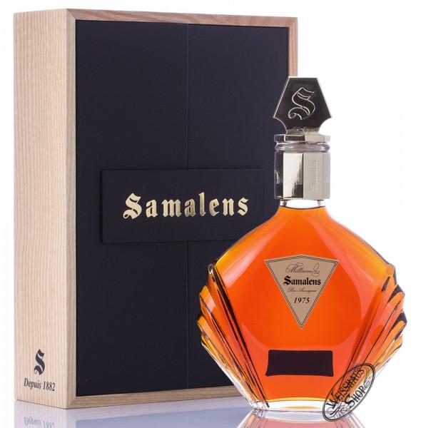 Samalens Millesime Vintage 1975 Armagnac 42% vol. 0,70l