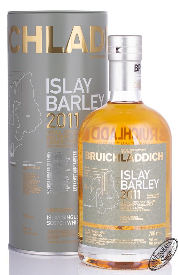 Bruichladdich Islay Barley 2011 Islay Whisky 50% vol. 0,70l