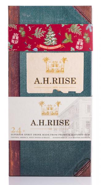 A.H. Riise 24 Experiences Adventskalender 24 x 0,02l