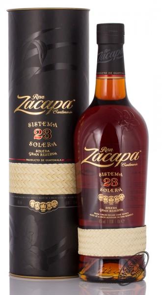 Ron Zacapa Centenario 23 Rum 40% vol. 0,70l