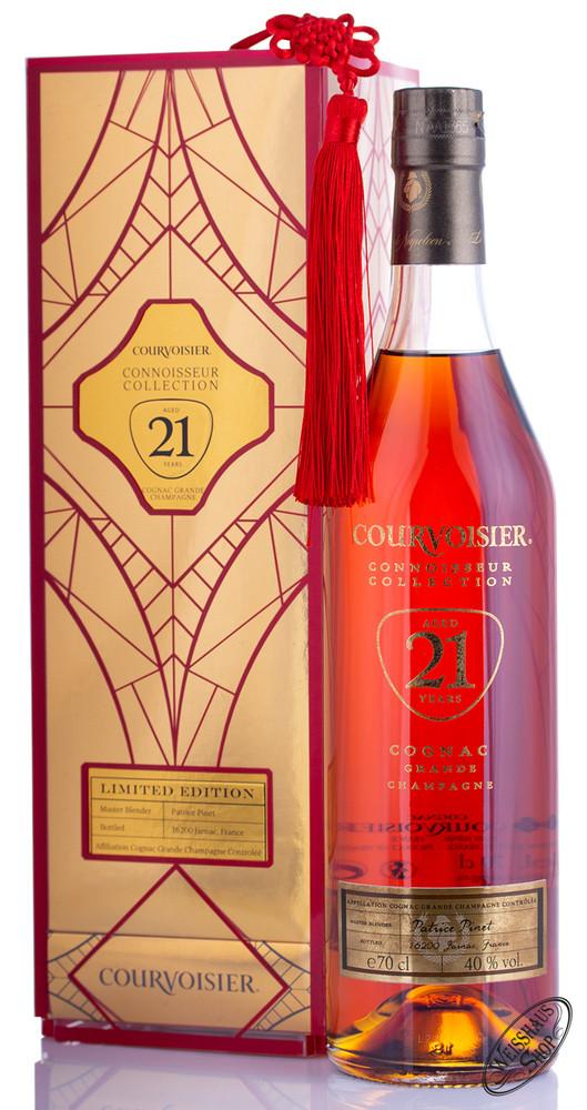 Courvoisier 21 YO Cognac 40% vol. 0,70l