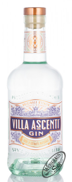 Villa Ascenti Gin 41% vol. 0,70l