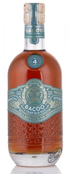 Bacoo 4 YO Rum 40% vol. 0,70l