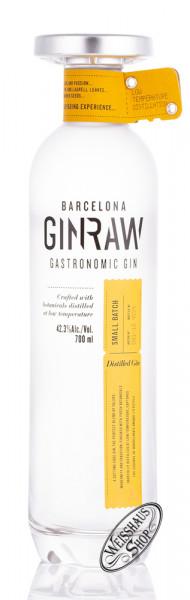 Ginraw Gastronomic Small Batch Gin 42,3% vol. 0,70l