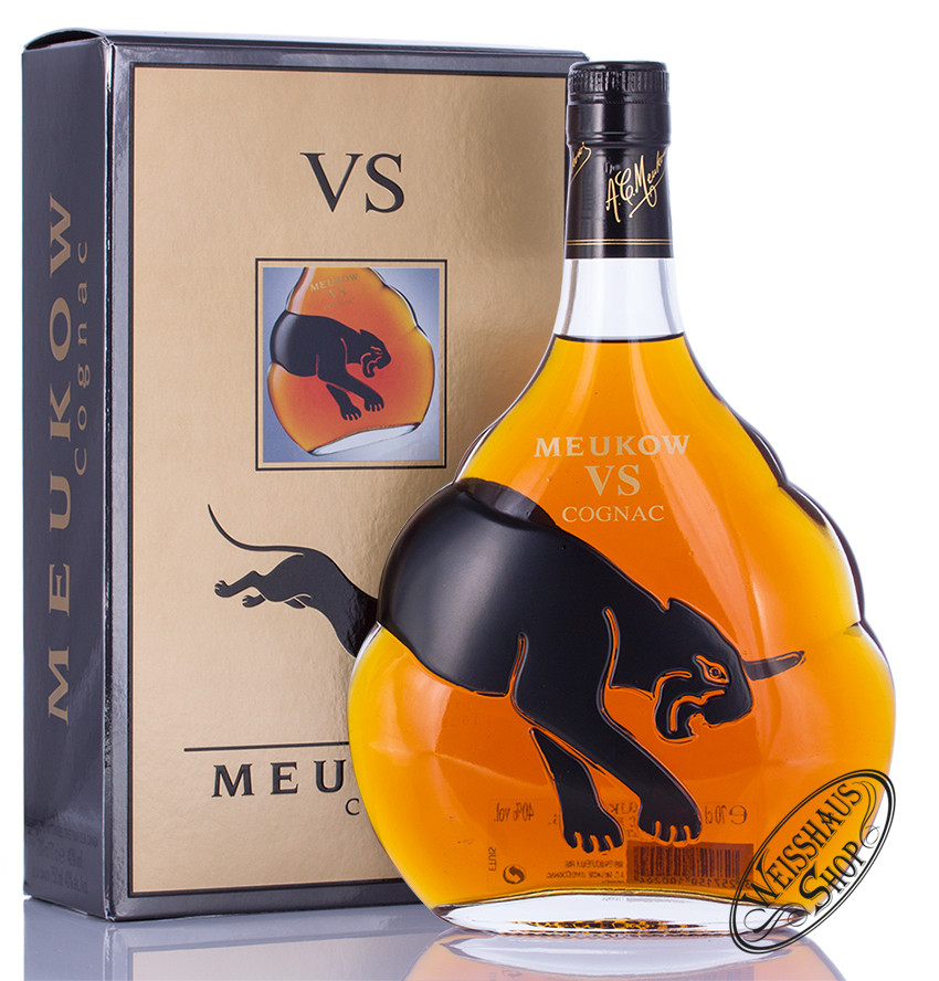 Meukow Cognac VS 40% vol. 0,70l