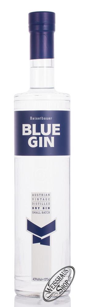 Reisetbauer Blue Gin 43% vol. 1,75l Magnum