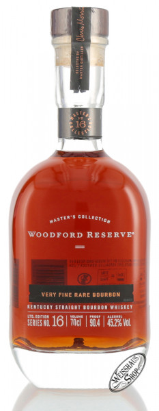 Woodford Reserve Master's Collection Very Fine Rare Bourbon Whiskey 45,2% vol. 0,70l