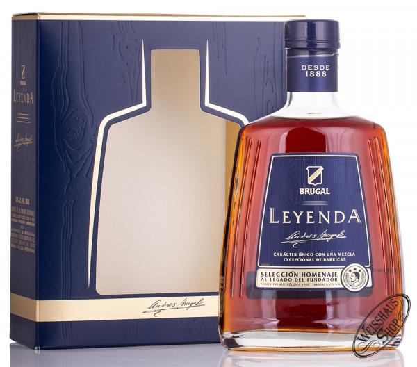 Brugal Ron Leyenda Rum 38% vol. 0,70l