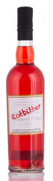 Schwarzer Rotbitter 18% vol. 0,50l