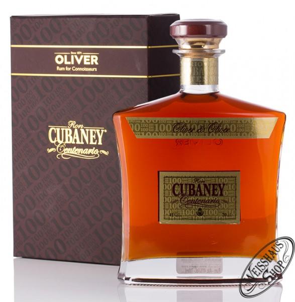 Cubaney Centenario Ultra Premium Rum 41% vol. 0,70l