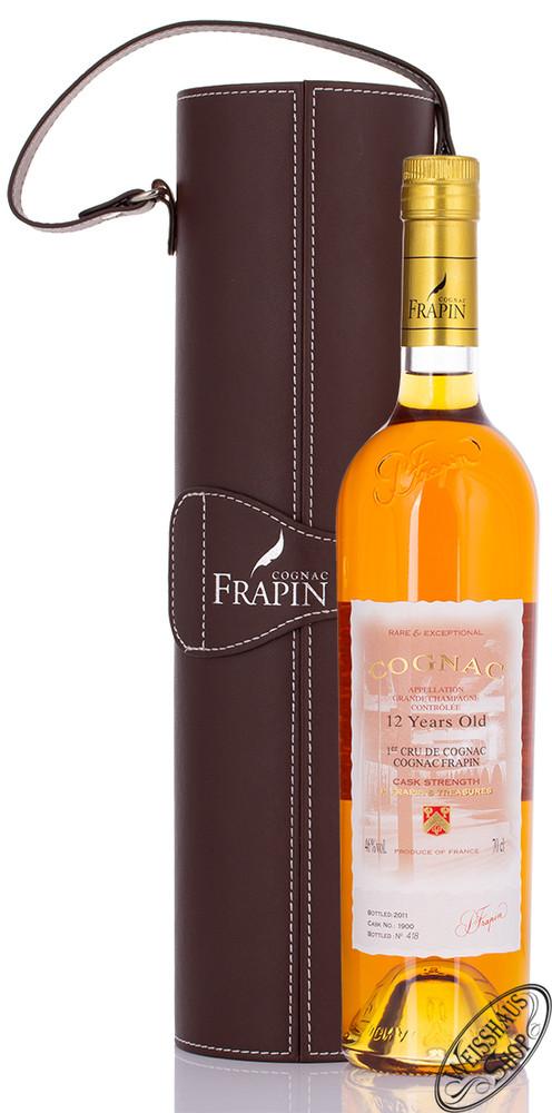 Frapin Grande Champagne 12 YO Cognac 46% vol. 0,70l