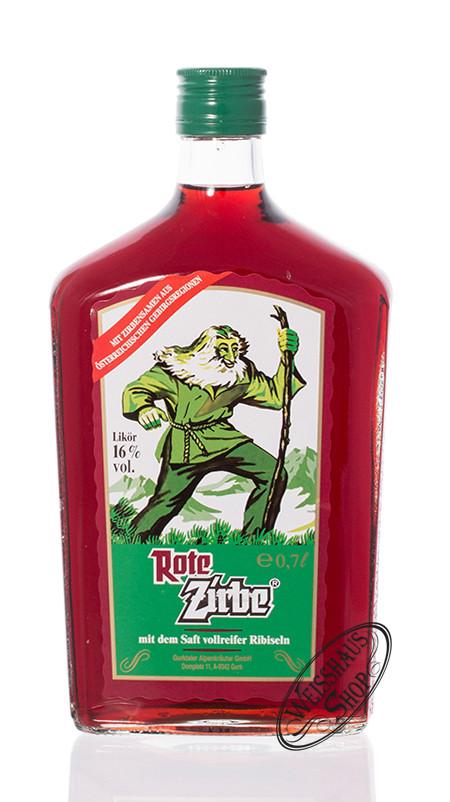 Gurktaler Roter Zirbengeist 16% vol. 0,70l