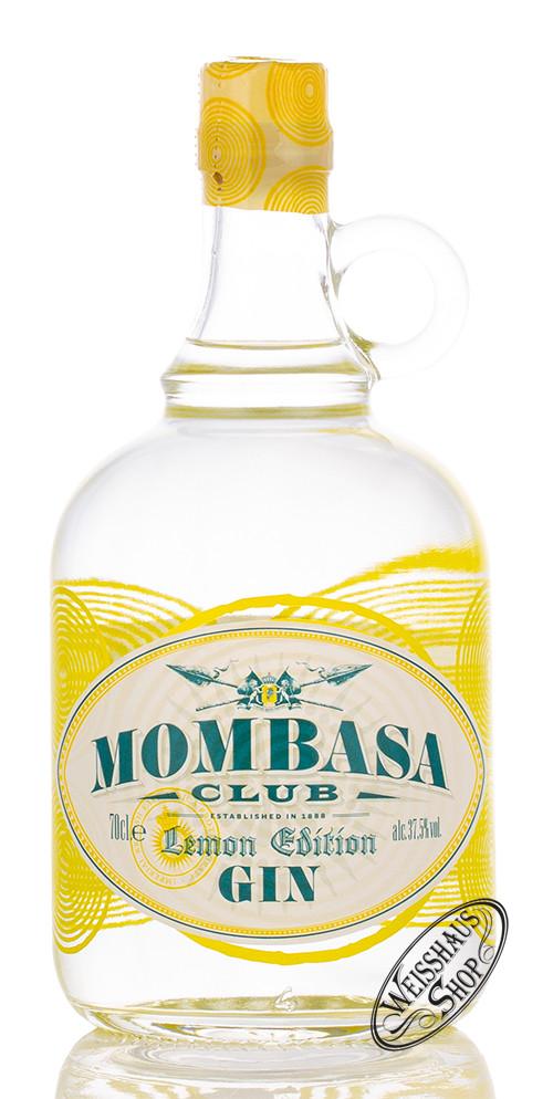 Mombasa Club Lemon Gin 37,5% vol. 0,70l
