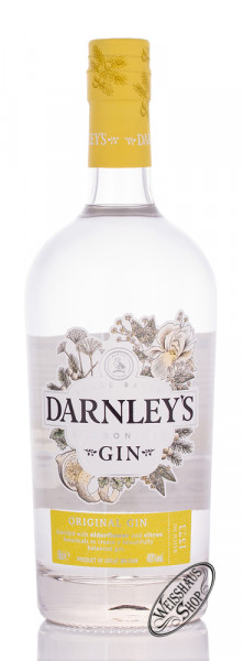 Darnley's London Dry Gin 40% vol. 0,70l