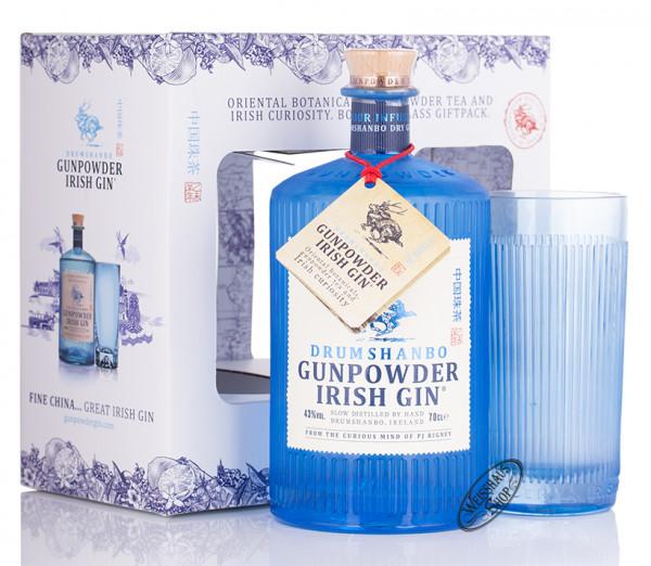 Drumshanbo Gunpowder Irish Gin GEPA 43% vol. 0,70l