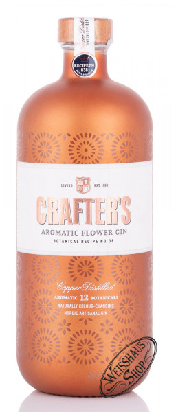 Crafter's Aromatic Flower Gin 44,3% vol. 0,70l