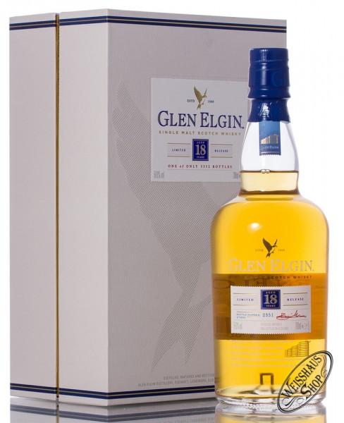Glen Elgin 18 YO Special Release Whisky 54,8% vol. 0,70l