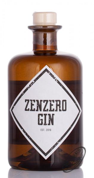Zenzero Gin 40% vol. 0,50l