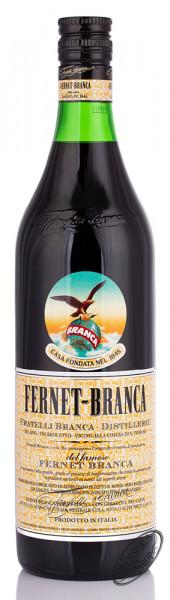 Fernet Branca Halbbitter 39% vol. 1,0l