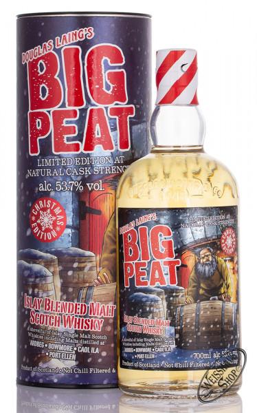 Big Peat Xmas Edition 2019 Islay Whisky 53,7% vol. 0,70l