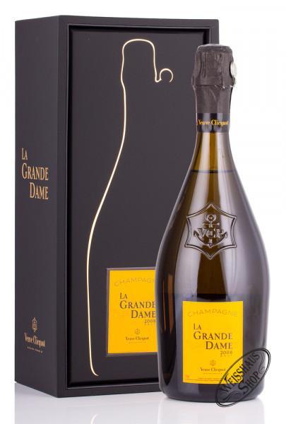 Veuve Clicquot La Grande Dame 2008 Champagner in Geschenkkarton 12% vol. 0,75l