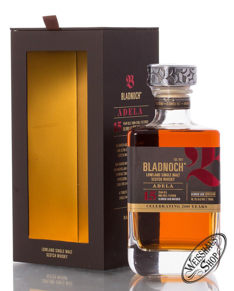 Bladnoch Adela 15 YO Whisky 46,7% vol. 0,70l