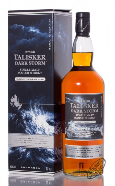Talisker Dark Storm Whisky 45,8% vol. 1,0l