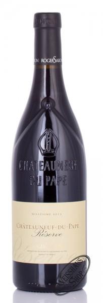 Chateauneuf du Pape Reserve 2015 14,5% vol. 0,75l