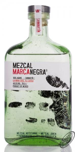Marca Negra Sanmartin Mezcal 49,5% vol. 0,70l