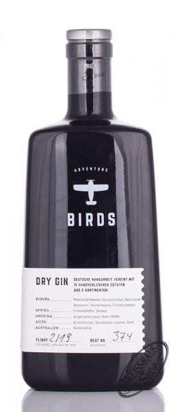 Birds Adventure Dry Gin 42% vol. 0,50l