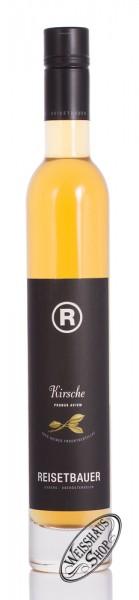 Reisetbauer Kirsch Brand im Kirschholzfass 44% vol. 0,35l