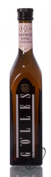 Gölles Roséwein Essig Schilcher 0,50l