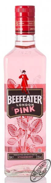 Beefeater Pink Gin 37,5% vol. 0,70l