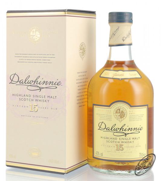 Dalwhinnie 15 YO Highland Whisky 43% vol. 0,70l