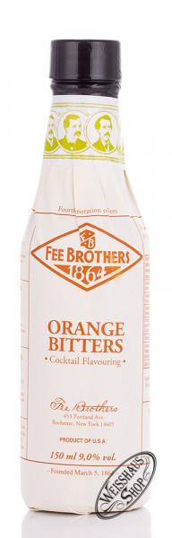Fee Brothers Orange Bitters 9% vol. 0,15l