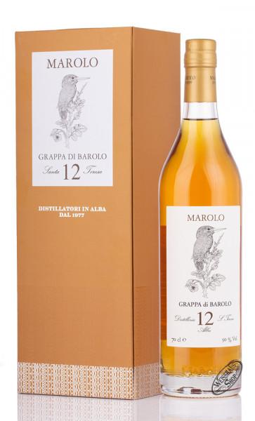 Marolo Grappa Barolo 12 YO 50% vol. 0,70l