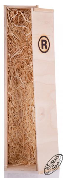Reisetbauer Holzkiste für eine 0,35l-Flasche