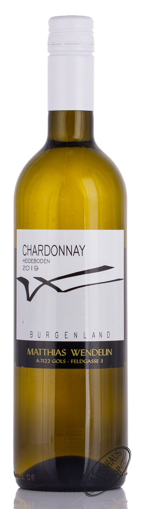 Matthias Wendelin Wendelin Chardonnay 2019 13,5% vol. 0,75l