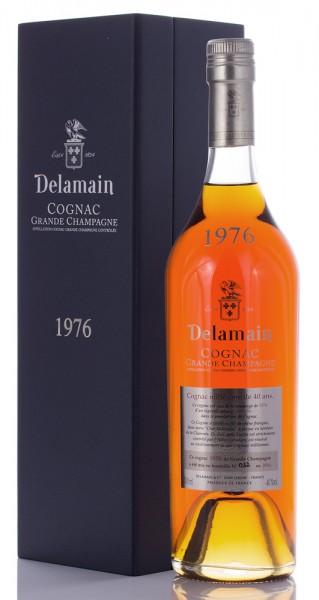 Delamain Millesime Vintage 1976 Cognac 40% vol. 0,70l