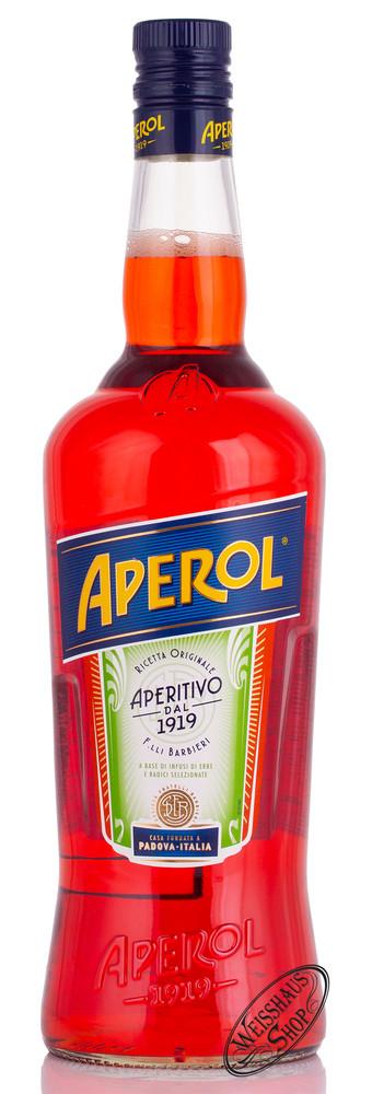 Aperol Aperitivo 11% vol. 1,0l