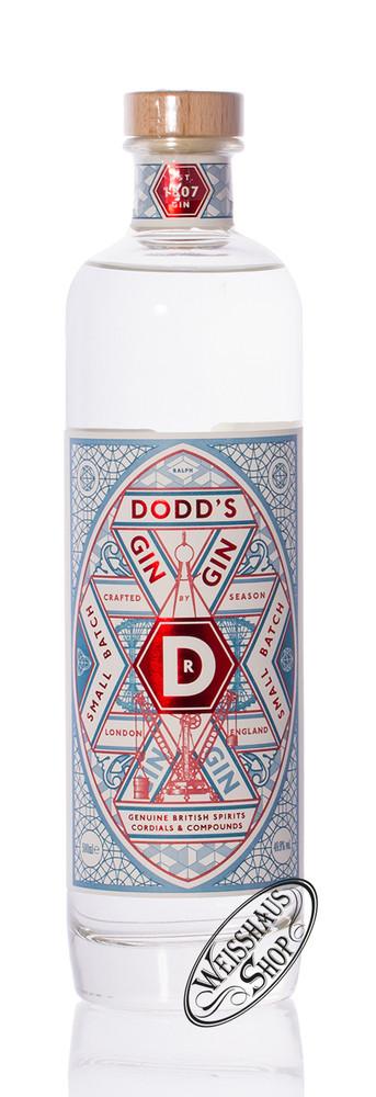 Dodds Gin 49,9% vol. 0,50l