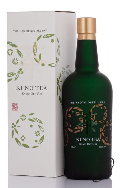 KI NO TEA Kyoto Dry Gin 45,1% vol. 0,70l