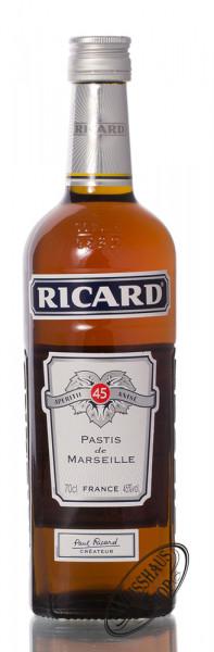 Ricard Pastis 45% vol. 0,70l