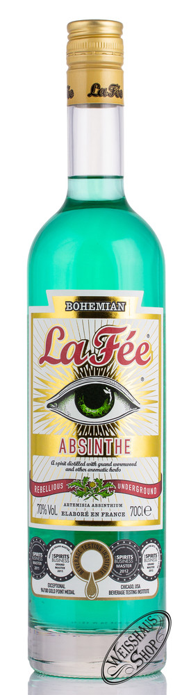 La Fee Bohemian Absinth 70% vol. 0,70l